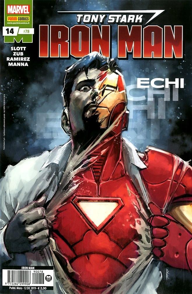 Iron Man - N° 78 - Tony Stark: Iron Man 14 - Panini Comics