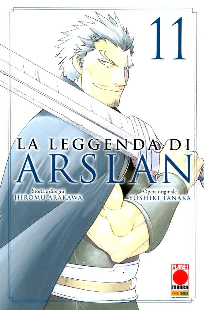 Leggenda Di Arslan - N° 11 - Senki 13 - Panini Comics