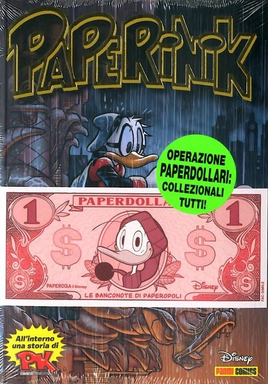 Paperinik Appgrade - N° 89 - Paperinik 38 - Panini Comics
