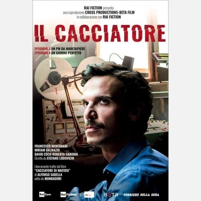 Risultato immagini per Francesco Montanari, lotta dura alla mafia nel Cacciatore 2