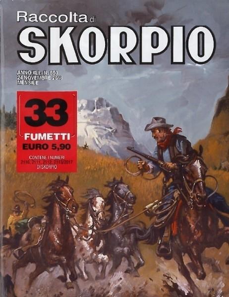 RACCOLTA SKORPIO RACCOLTA N. 0550