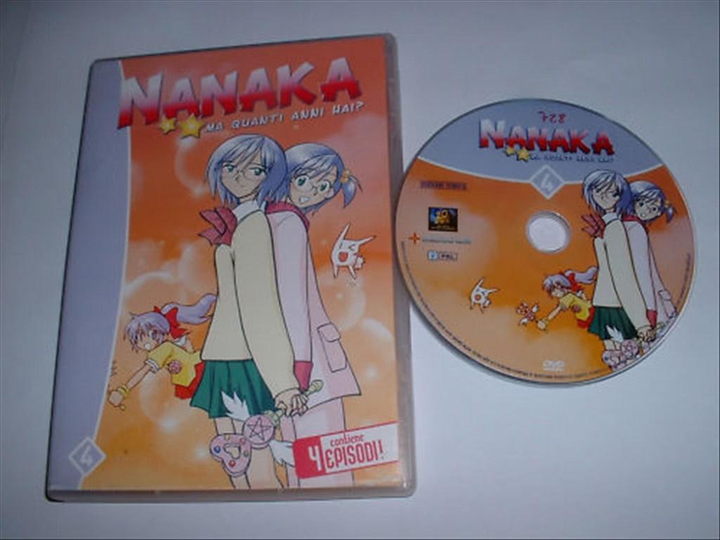 Nanaka #04 - Ma quanti anni hai? - Hiroaki Sakurai DVD