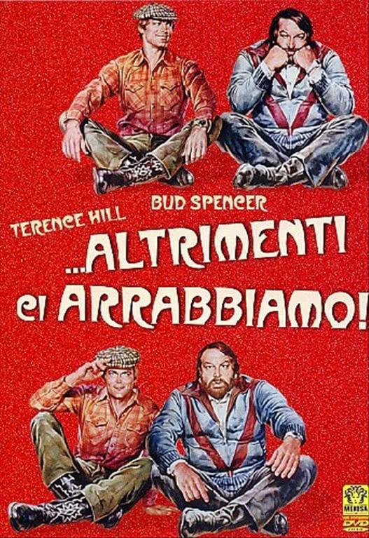 Altrimenti Ci Arrabbiamo - Bud Spencer, Terence Hill (DVD)