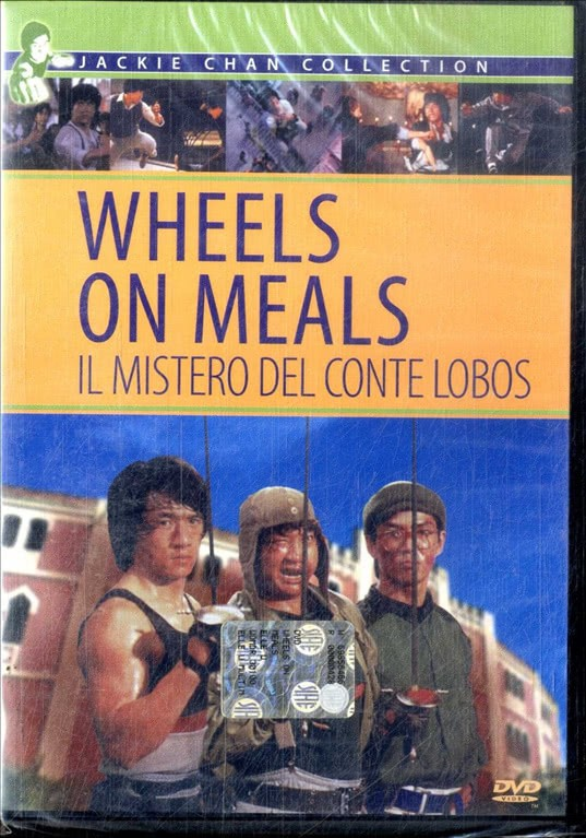 WHEELS ON MEALS - IL MISTERO DEL CONTE LOBOS Jackie Chan (DVD)