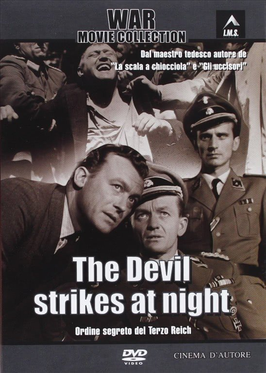 The devil strikes at night - Ordine segreto del III Reich