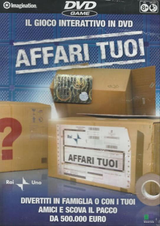 AFFARI TUOI - Rai Uno (DVD GAME)