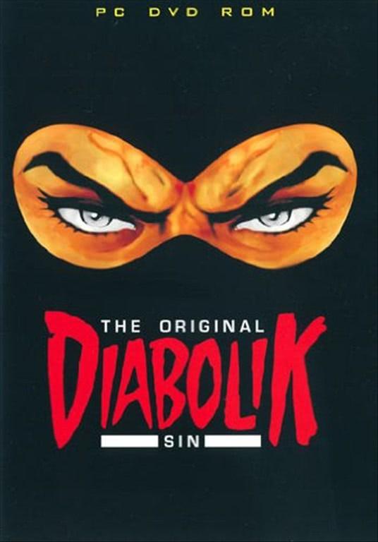 Diabolik - Original Sin (PC DVD ROM)
