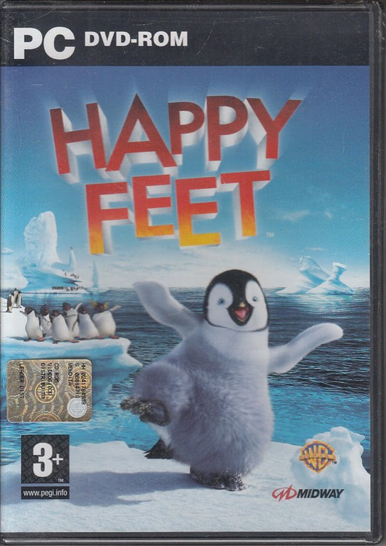 Midway Happy Feet - PC DVD-ROM