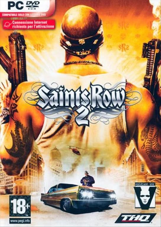 Saints Row 2 (PC DVD-ROM)