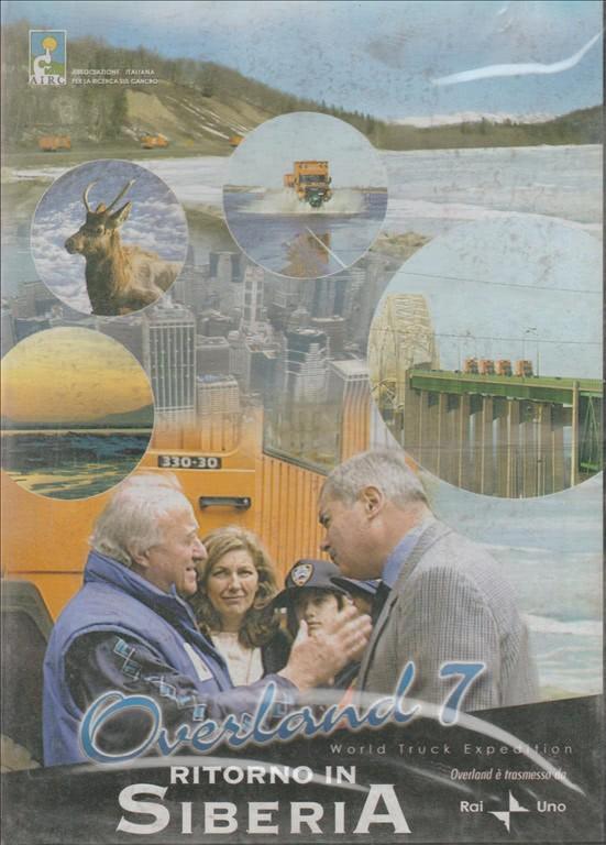 Overland 7 - Ritorno in Siberia - L'arrivo DVD #48
