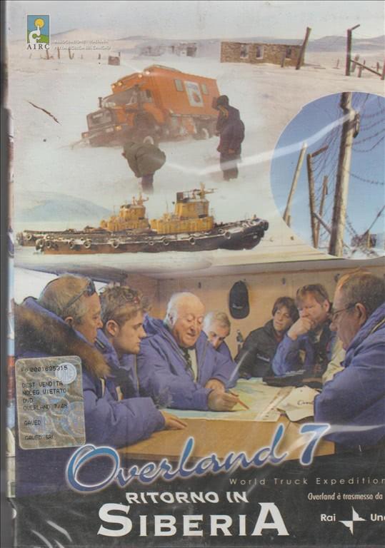 Overland 7 - Ritorno in Siberia - Verso lo Stretto di Bering DVD #46