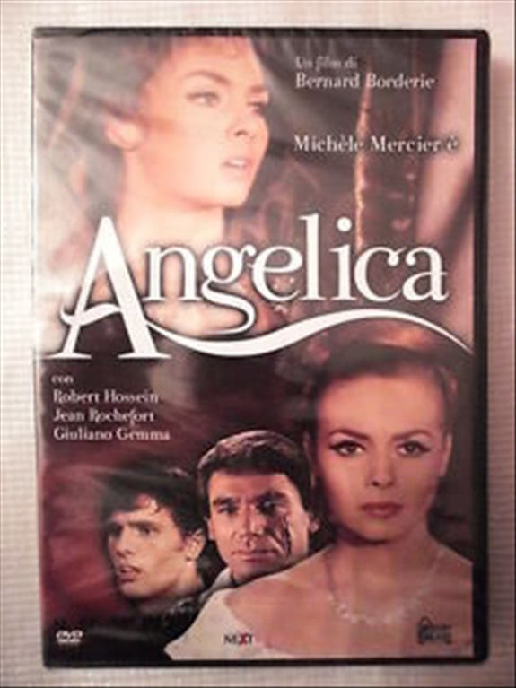 ANGELICA - MICHELE MERCIER - DVD
