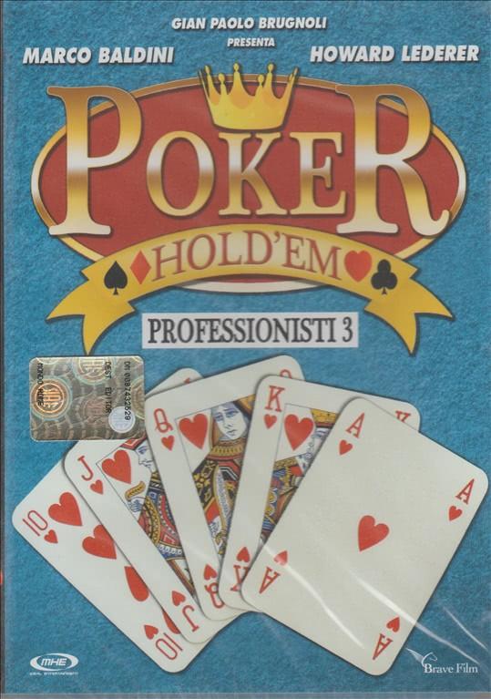 Poker Hold'em - DVD per principianti e professionisti