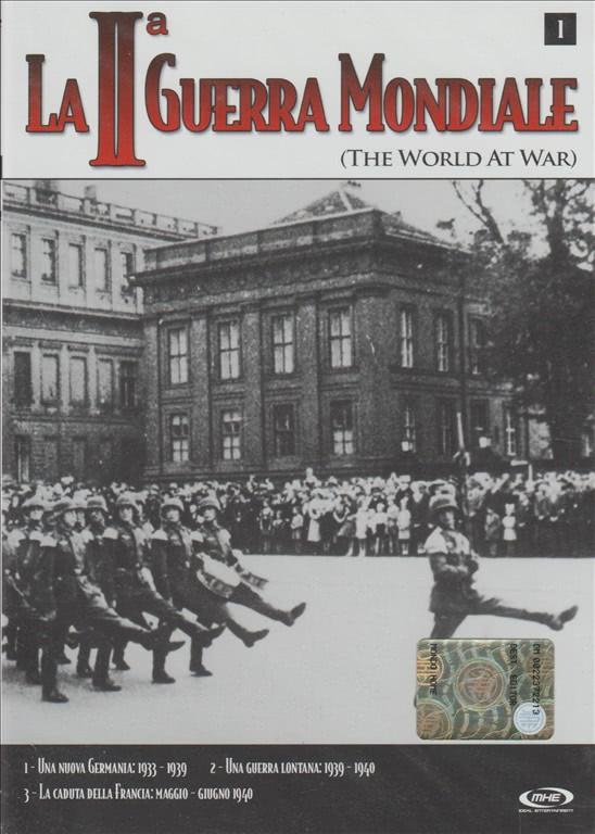 La seconda Guerra Mondiale - DVD Slim