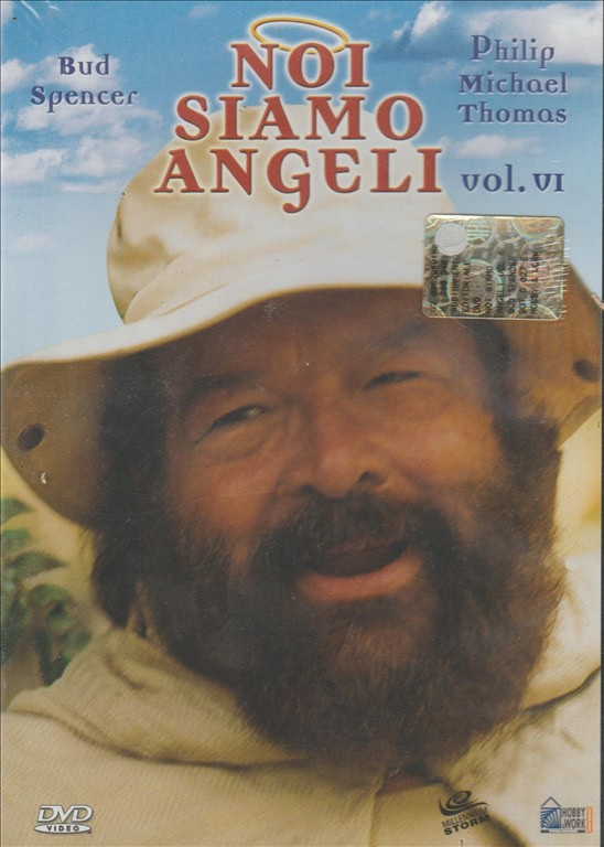 Noi siamo Angeli - Volume VI - Bud Spencer, Philip Michael Thomas - DVD