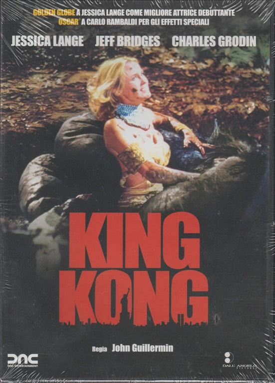 King Kong (1976) - DVD