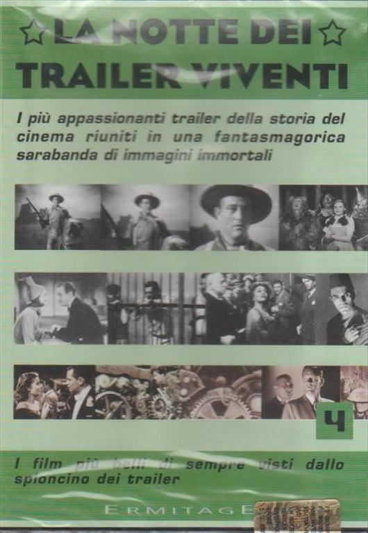 La Notte Dei Trailer Viventi 4 - DVD