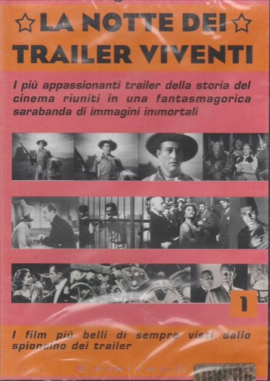 La Notte Dei Trailer Viventi 1 - DVD