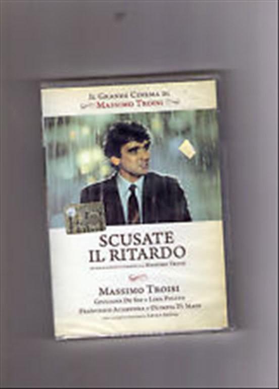 Scusate Il Ritardo- DVD Film - Il Grande cinema di Massimo Troisi