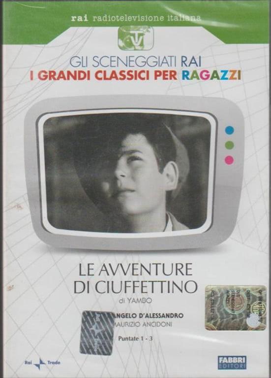 Le avventure di Ciuffettino - Puntate 1-3 - I grandi classici per ragazzi DVD
