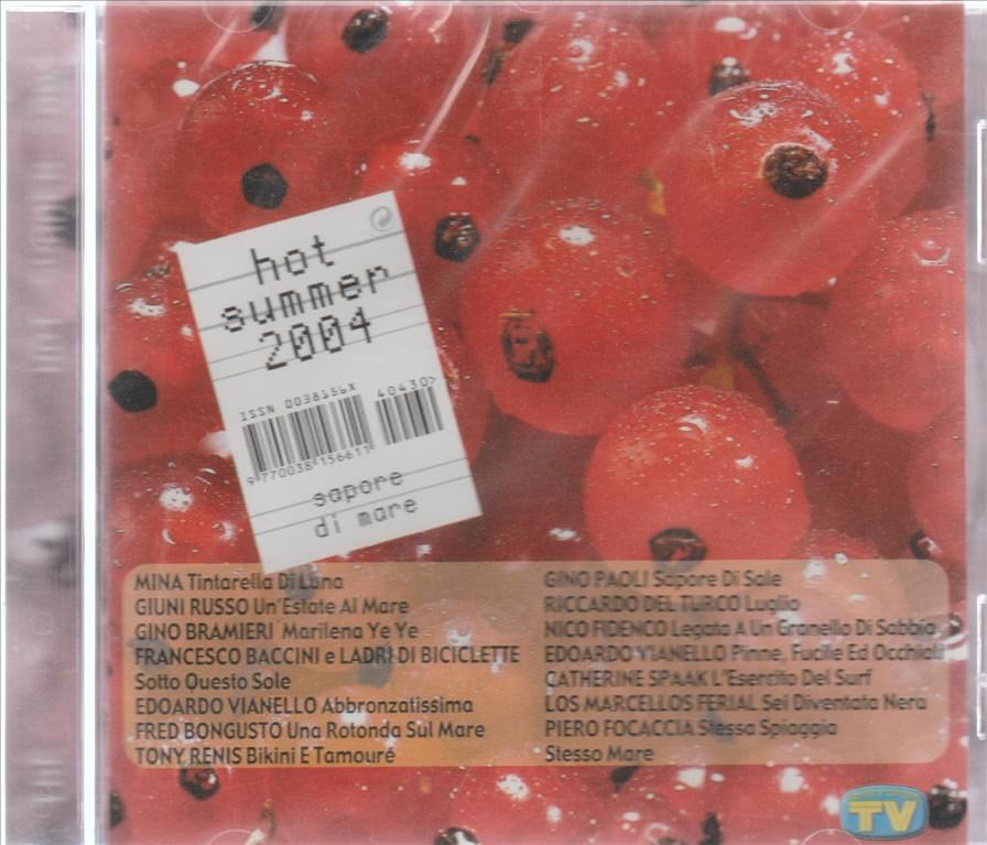 Hot Summer 2004 - Sapore di Mare (CD)