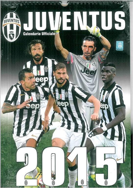 Calendario Ufficiale 2019 JUVENTUS cm. 29 x 42 Spirale