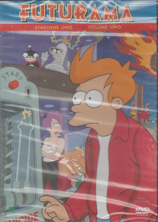 Futurama Stagione 1 Volume 1 - DVD