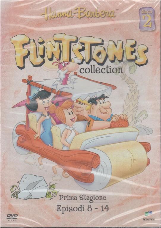 Flintstones collection - Disco 2 - Stagione 1 - Episodi 8-14