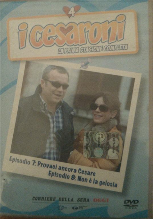 I Cesaroni - La prima stagione completa volume 4 - DVD