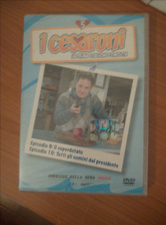 I Cesaroni - La prima stagione completa volume 5 - DVD