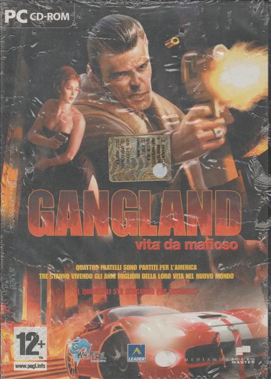 Gangland - Vita da mafioso (PC CD-ROM) Videogame