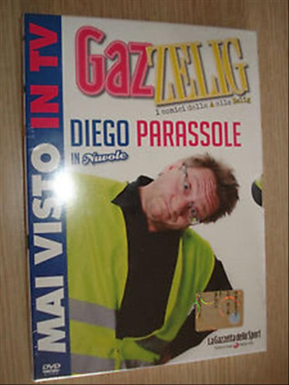 GazZelig - I Comici dalla A alle Zelig - Diego Parassole