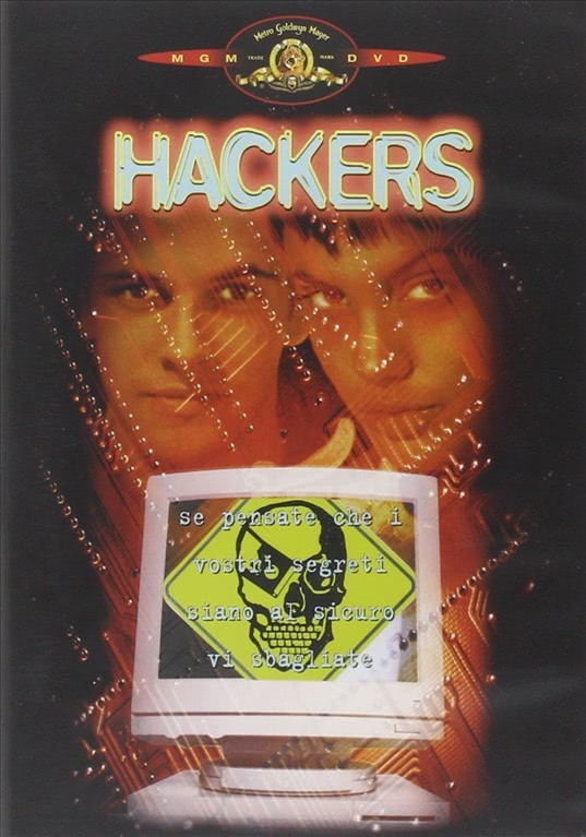 Hackers - Lorraine Bracco - DVD