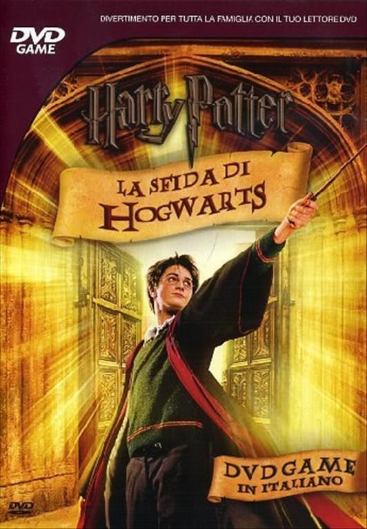Harry Potter - La Sfida Di Hogwarts (Gioco Interattivo) - DVD