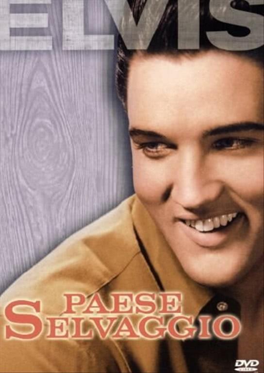 Paese Selvaggio (1961) - Elvis Presley - DVD