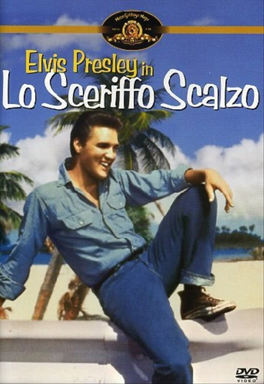 Lo Sceriffo Scalzo - Elvis Presley - DVD