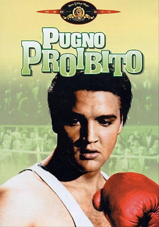 Pugno Proibito - Elvis Presley - DVD