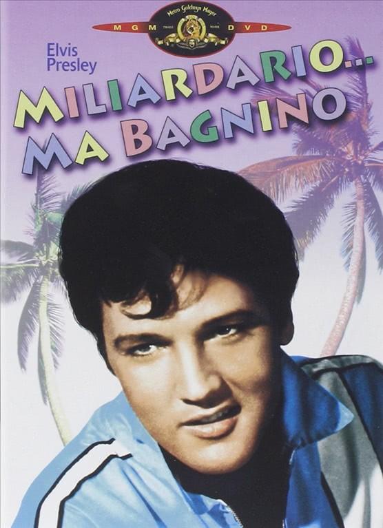 Miliardario Ma Bagnino - Elvis Presley - DVD