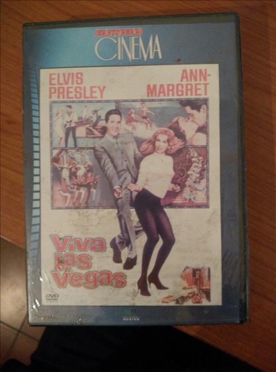 Viva Las Vegas - Elvis Presley - DVD