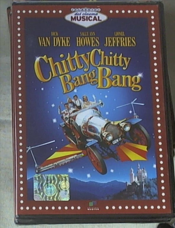 Chitty Chitty Bang Bang - DVD