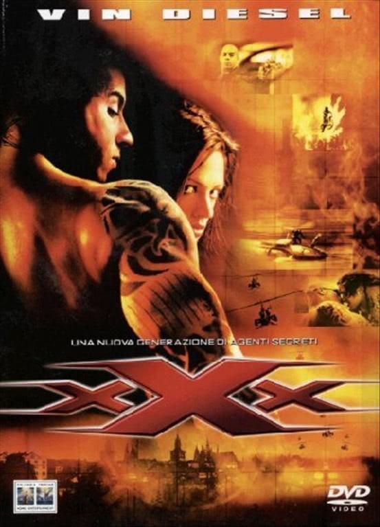 Xxx - Vin Diesel - DVD