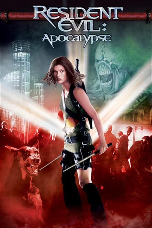 Resident Evil - Apocalypse - DVD