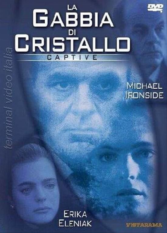 La Gabbia di Cristallo - Captive - Roger Cardinal - DVD