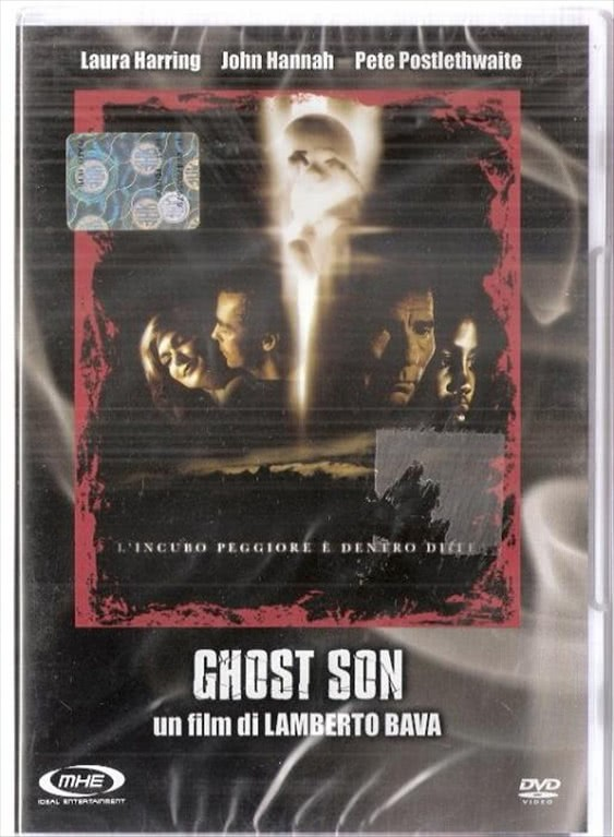 Ghost Son - John Hannah - DVD