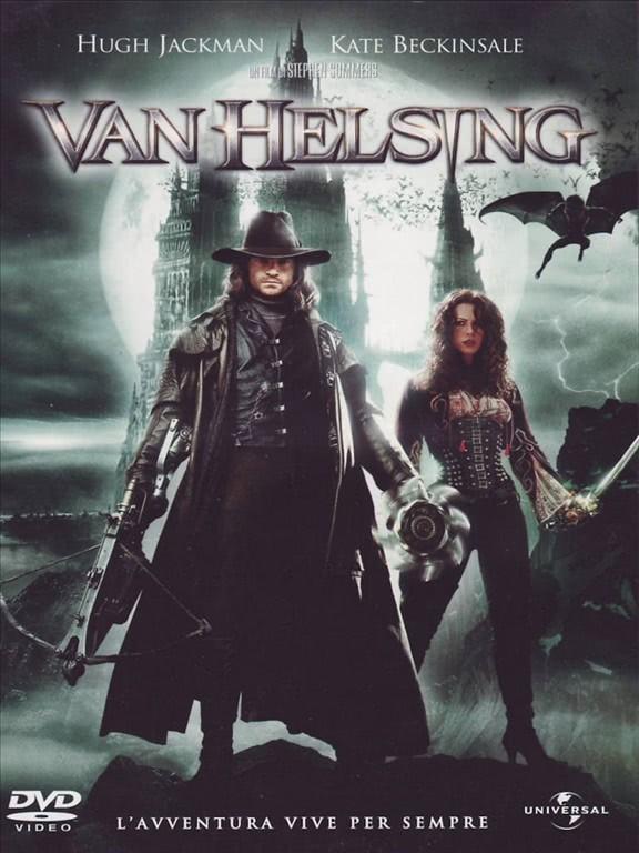 Van Helsing - Hugh Jackman - DVD