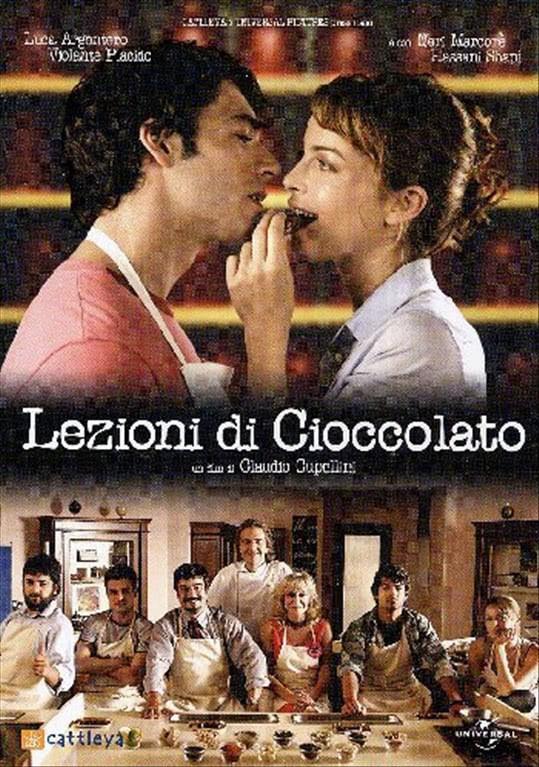 Lezioni Di Cioccolato - Luca Argentero - DVD