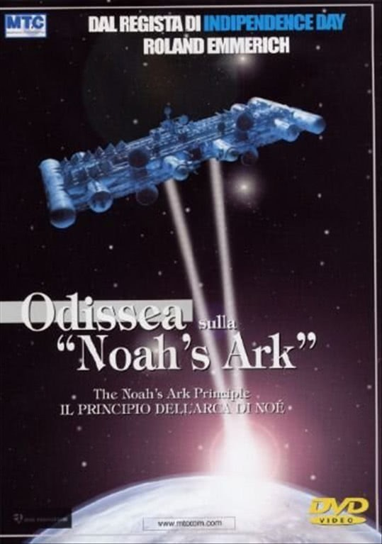 "Odissea Sulla ""Noah'S Ark"" - Mathias Fuchs - DVD"