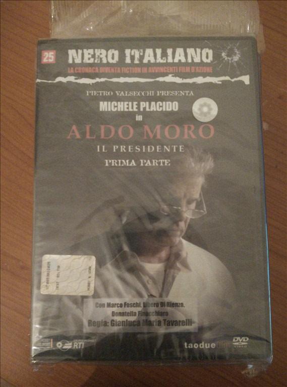 Nero Italiano n.25 - Michele Placido in Aldo Moro (Prima parte)