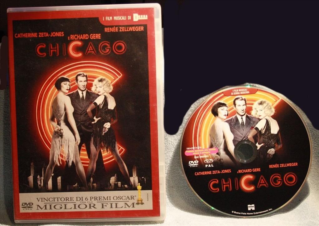 Chicago - Catherine Zeta-Jones, Richard Gere - DVD