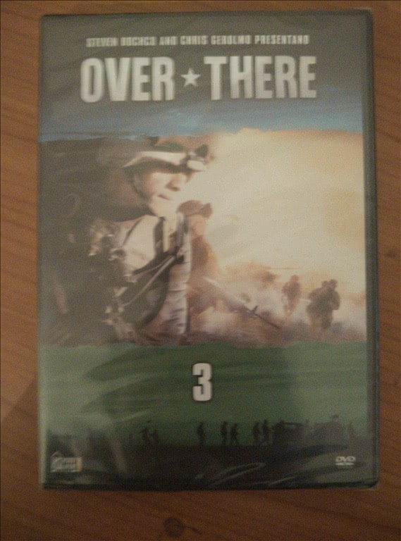 Over There la serie shock sulla guerra in Iraq - DVD n.3